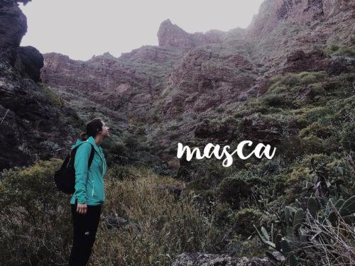 Masca-Tal Wanderung auf Teneriffa