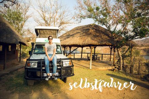 Selbstfahrer in Namibia – ja oder nein?