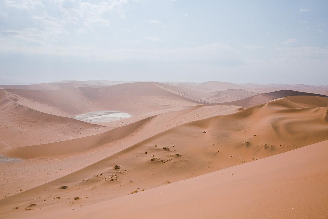 Sossusvlei Dünen Aussichtspunkt