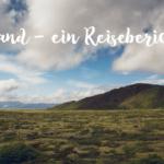 Beitragsbild Island
