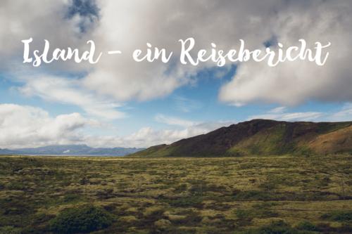 Island – ein Reisebericht