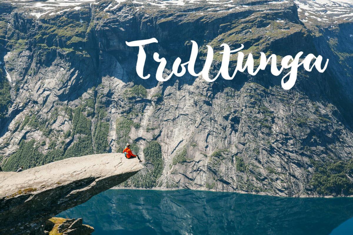 Trolltunga Wanderung – we did it!