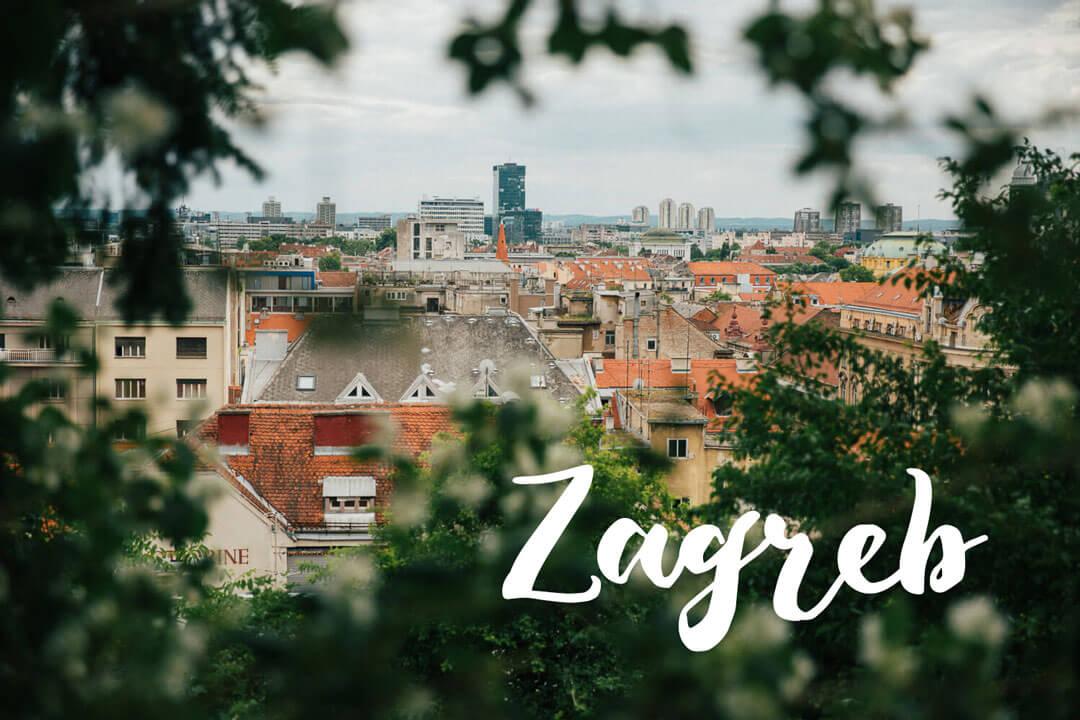 Zagreb – eine Liebeserklärung